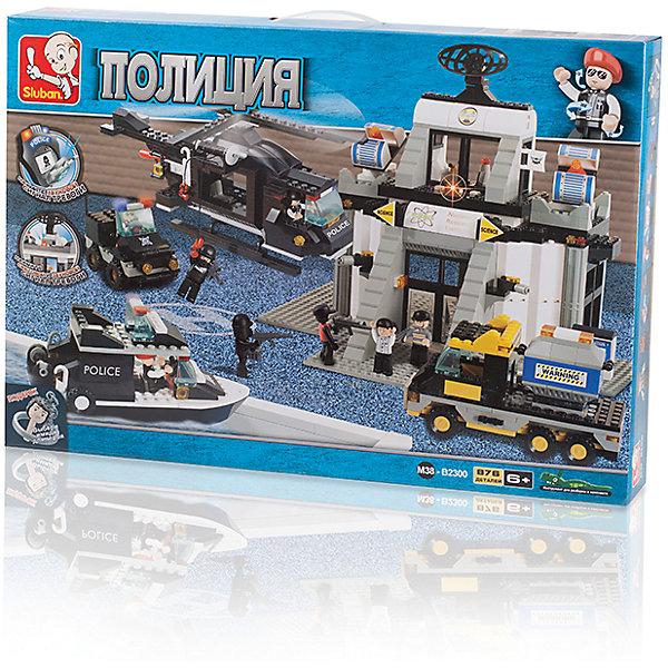 Sluban Конструктор Полиция: Боевая операция, Sluban sluban 38 6600