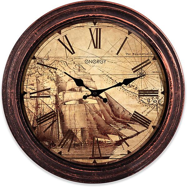 Купить Часы настенные Корабль , ENERGY, Китай, Унисекс