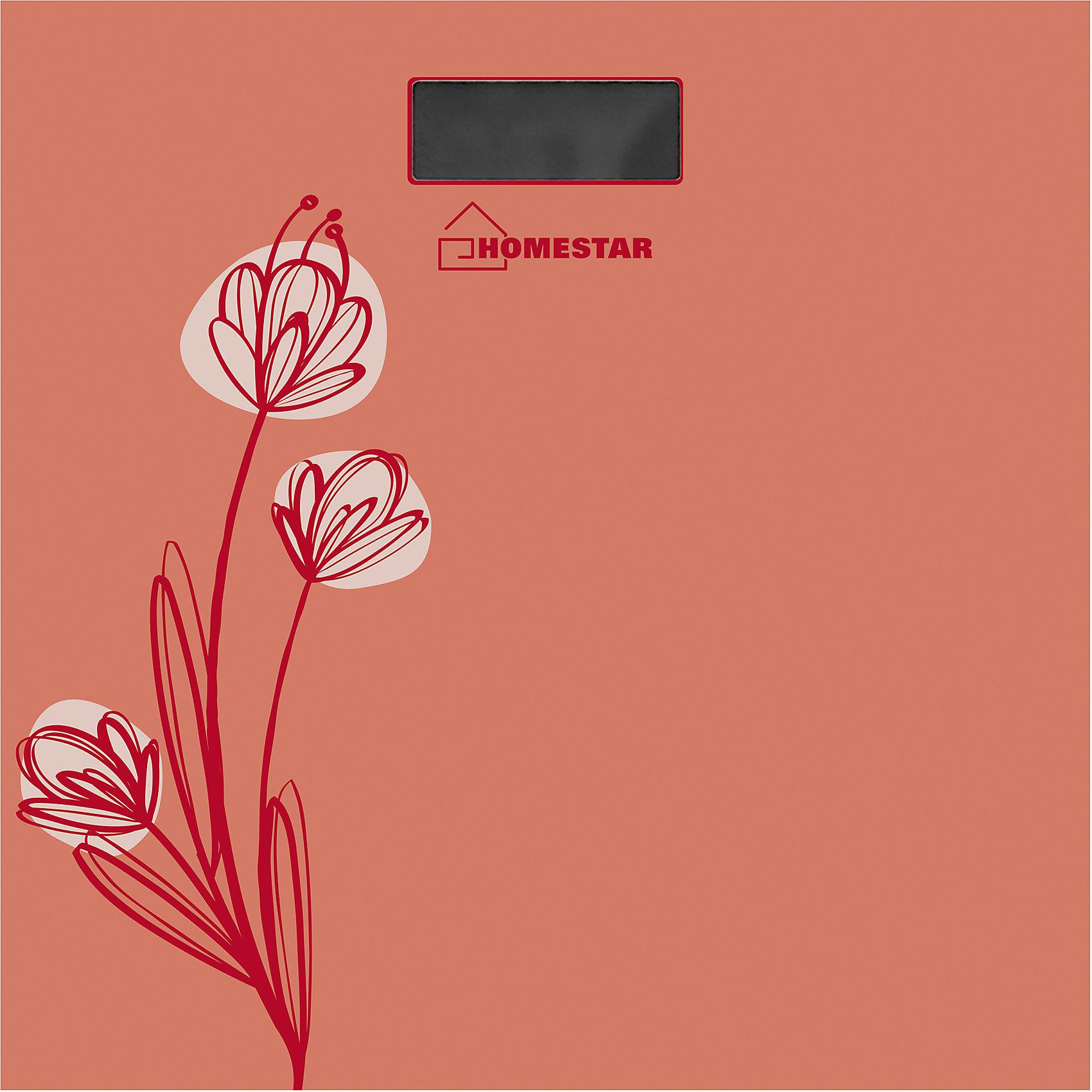 Весы напольные электронные HS-6001A, HOMESTAR
