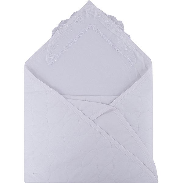Сонный гномик Одеяло-конверт Ласточка, 920/0, Сонный Гномик белый цена