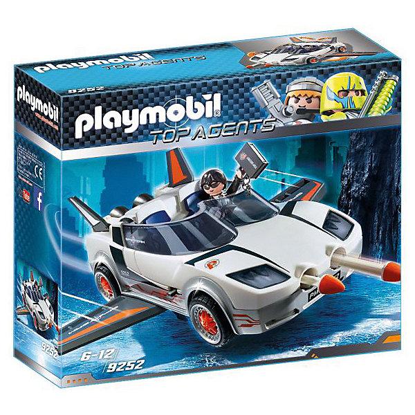 Купить Конструктор Playmobil Агент Р. c гонщиком , PLAYMOBIL®, Германия, Мужской