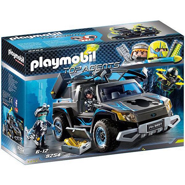 PLAYMOBIL® Конструктор Playmobil Пикап доктора Дрона playmobil® конструктор playmobil полиция блокпост полиции