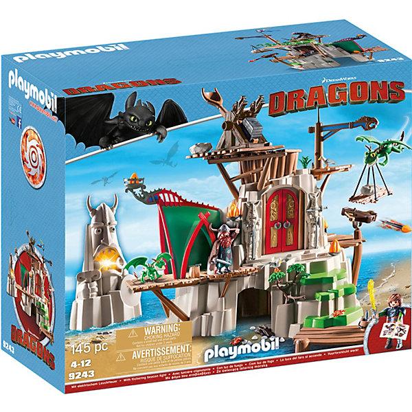 PLAYMOBIL® Конструктор Playmobil Драконы Олух, 47 деталей