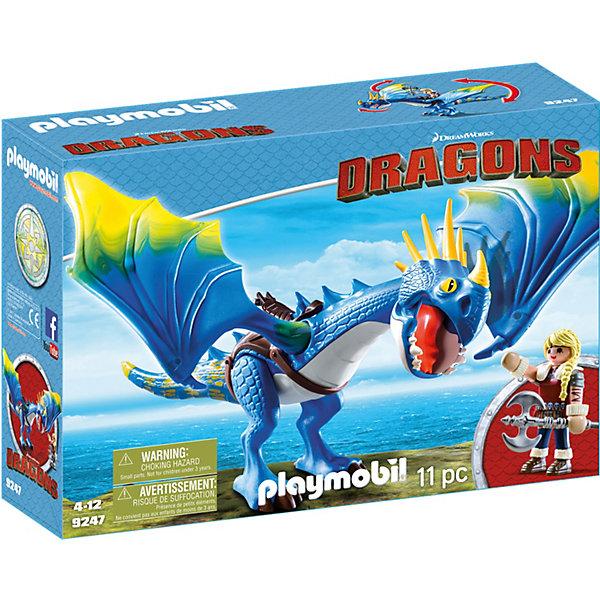 PLAYMOBIL® RU Драконы: Астрид и Громгильда Playmobil