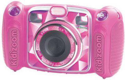 Цифровая камера kidizoom duo, розовая, Vtech, артикул:5471080 - Интерактивные игрушки
