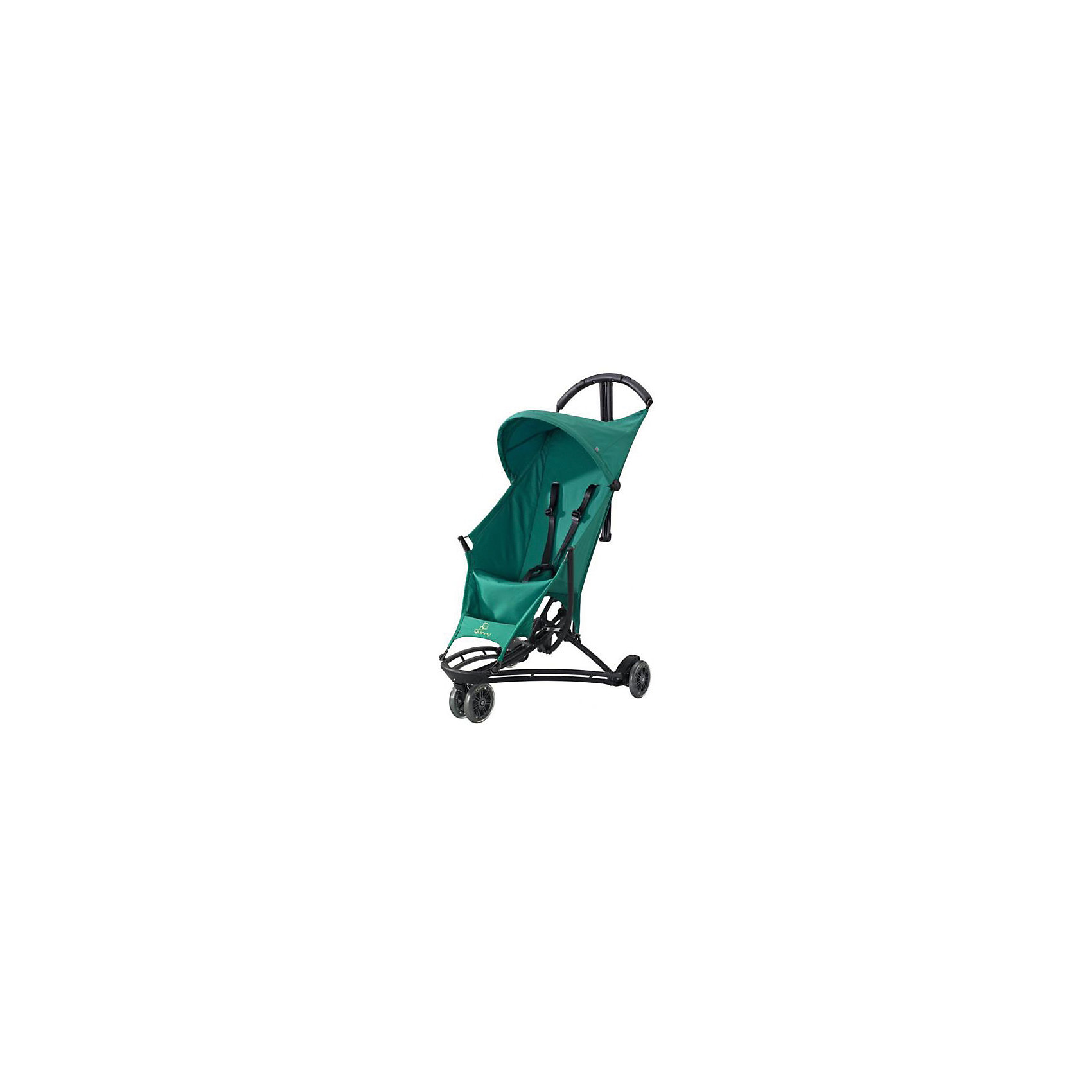 Коляска-трость Quinny Yezz, green curv