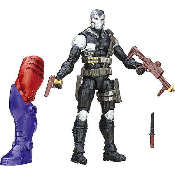 Hasbro Коллекционная фигурка Мстителей 15 см, B6355/B6397 avengers hasbro коллекционная фигурка мстителей b6355 15 см капитан америка первый мститель бич
