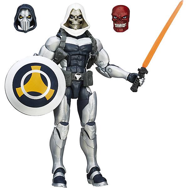 Hasbro Коллекционная фигурка Мстителей 15 см, B6355/B6399 avengers hasbro коллекционная фигурка мстителей b6355 15 см капитан америка первый мститель бич