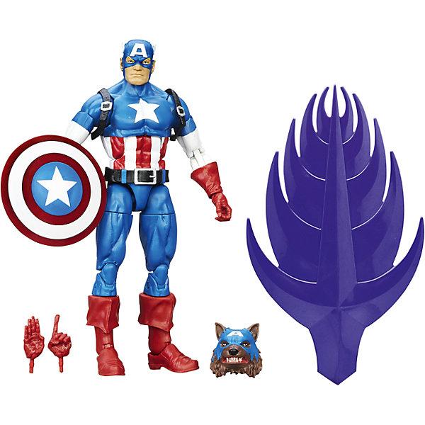 Hasbro Коллекционная фигурка Мстителей 15 см, B6355/B6394 avengers hasbro коллекционная фигурка мстителей b6355 15 см капитан америка первый мститель бич