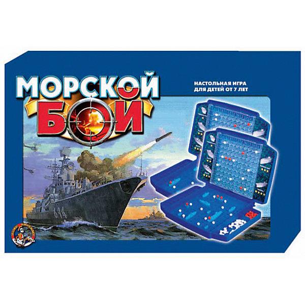 Десятое королевство Игра настольная Морской бой 1,