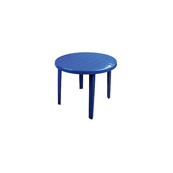 Alternativa Стол Эконом 900х900х750, Alternativa, круглый alternativa ванночка малышок большая alternativa синий