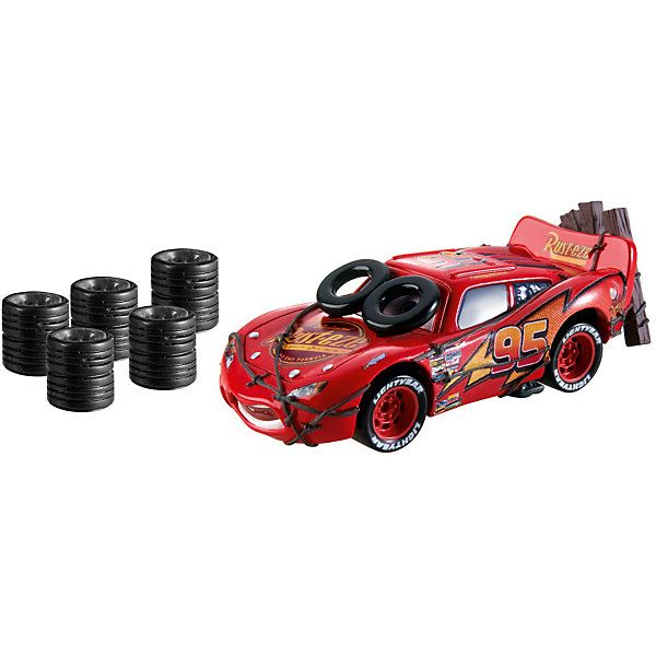 Mattel Подарок Игровой набор Daredevil Garage, Тачки