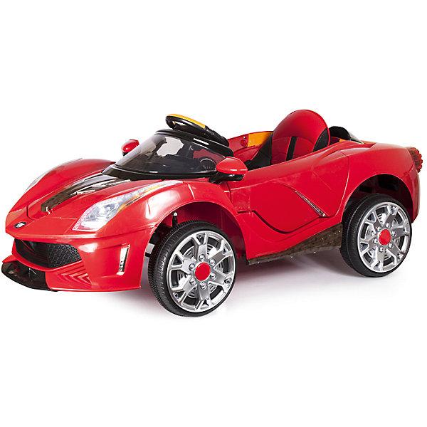 Купить Электромобиль Суперавто-116 , р/у, 2- скоростной, эко-кожа, со светом и звуком, Zilmer, Китай, Унисекс