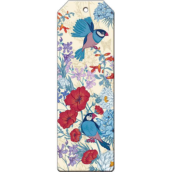 Феникс-Презент Закладка для книг декоративная Рисовые амадины закладка для книг любовь к питеру 77077