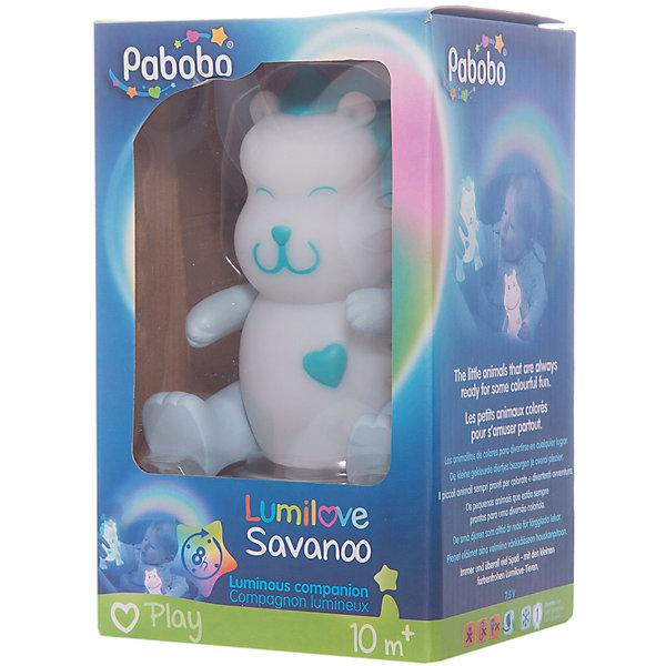 Pabobo Ночник-игрушка, Pabobo ночники без проводов pabobo pabobo ночник путешественник