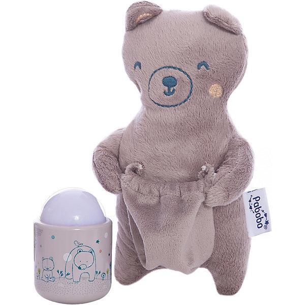 Pabobo Ночник Подарок мишка путешественник, Pabobo ночники без проводов pabobo pabobo ночник путешественник