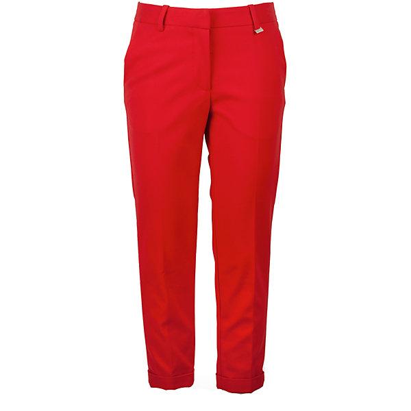 Брюки для девочки GulliverБрюки<br>Модные брюки для девочки в сезоне Весна/Лето 2017 - это вновь чуть укороченная и чуть зауженная к низу модель. Выполненные из хлопка с эластаном, красные брюки выглядят элегантно и изысканно. Если стиль вашего ребенка - не помпезный гламур, а удобный комфортный интеллигентный casual, эти брюки - то, что нужно.<br>Состав:<br>98% хлопок        2% эластан<br>Ширина мм: 215; Глубина мм: 88; Высота мм: 191; Вес г: 336; Цвет: красный; Возраст от месяцев: 132; Возраст до месяцев: 144; Пол: Женский; Возраст: Детский; Размер: 152,146,164,158; SKU: 5483175;