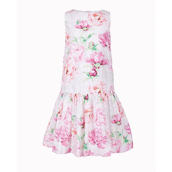 Gulliver Платье для девочки Gulliver платье для девочки gulliver цвет черный 218gsgc2504 размер 134
