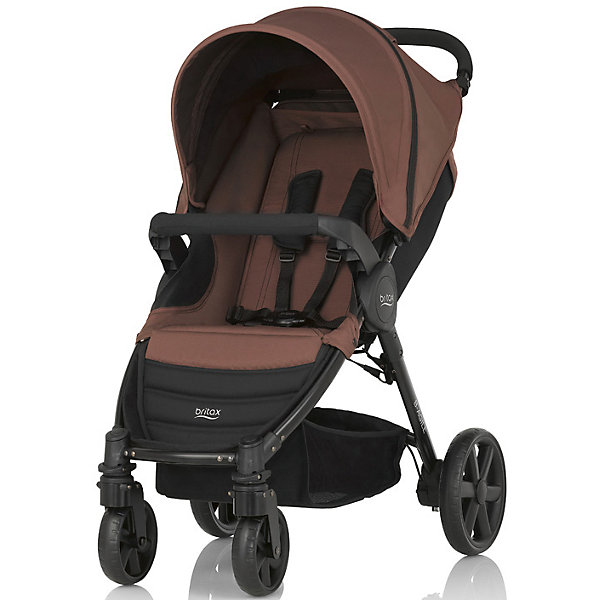 Britax Прогулочная коляска Britax B-Agile 4, Wood Brown капор для детской коляски britax b agile b motion 4 plus coral peach