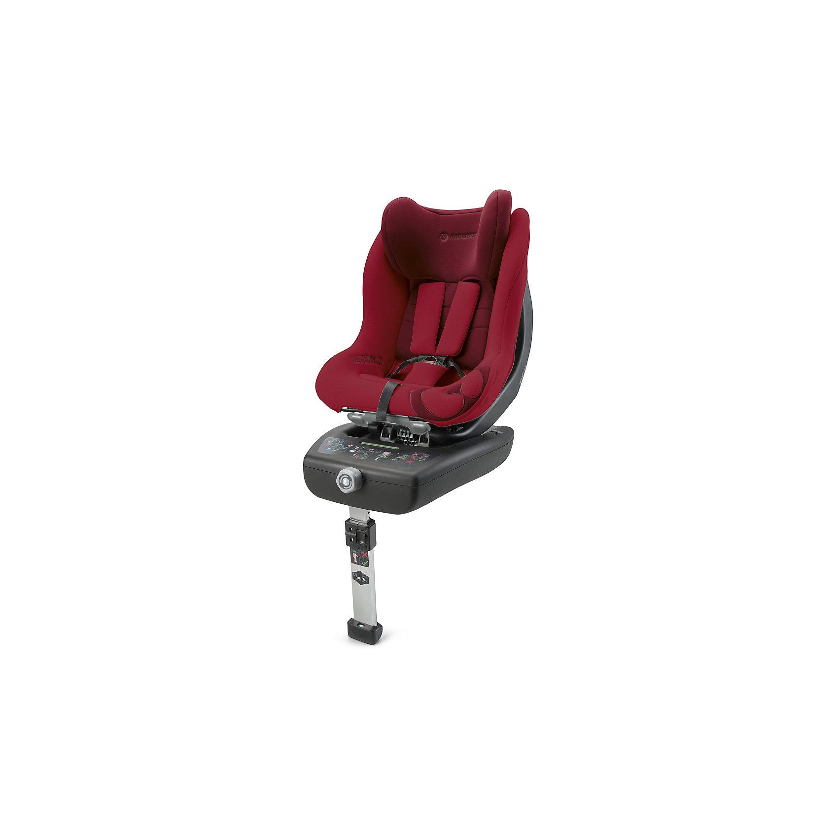 Автокресло Concord Ultimax 3, 0-18 кг, Ruby Red
