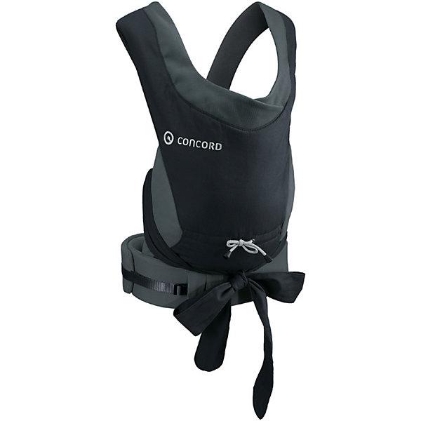 Рюкзак-Кенгуру Wallabee, Concord, Phantom BlackРюкзаки-переноски<br>Характеристики:<br><br>• 2 положения переноски - спереди и на спине;<br>• эргономичный дизайн: соответствует положению spread-squat, рекомендованному ортопедами;<br>• специальная манжета для поддержки головы малыша;<br>• материал из 100% хлопка обеспечивает максимум комфорта малышу;<br>• широкие плечевые лямки ремней, перекрещивающиеся на спине взрослого, а так же поясничный ремень обеспечивают оптимальное распределение веса малыша при переноске;<br>• дизайн унисекс - Concord Wallabee подходит и для мамы и для папы;<br>• Wallabee максимально плотно прилегает к телу благодаря регулировке затяжки поясничного ремня;<br>• супер-компактный рюкзак в сложенном виде;<br>• размер рюкзака-кенгуру:37х25х7 см;<br>• вес: 150 г.<br><br>Рюкзак-Кенгуру Wallabee, Concord, Phantom Black можно купить в нашем интернет-магазине.<br>Ширина мм: 370; Глубина мм: 250; Высота мм: 70; Вес г: 1500; Цвет: черный/серый; Возраст от месяцев: 0; Возраст до месяцев: 36; Пол: Унисекс; Возраст: Детский; SKU: 5485179;