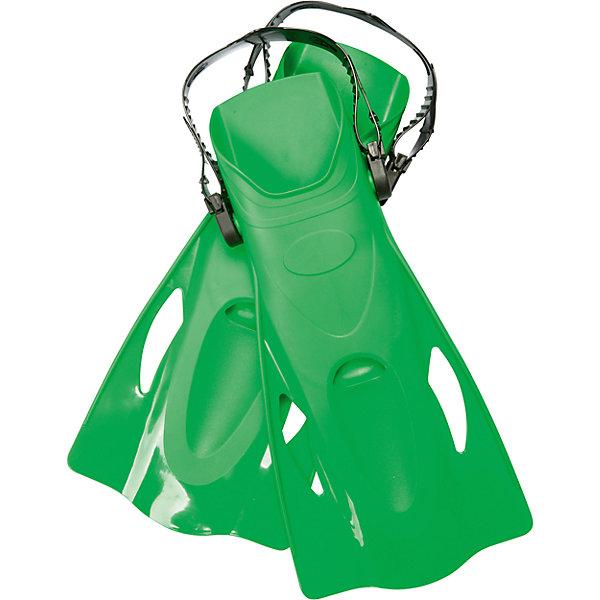 Ласты для плавания, р-р 37-41, зеленые, BestwayПлавательные принадлежности<br>Ласты для плавания, р-р 37-41, зеленые, Bestway (Бествей)<br><br>Характеристики:<br><br>• регулируемый ремешок<br>• открытый носок<br>• гидродинамические ребра<br>• материал: пластик<br>• цвет: зеленый<br>• размер: 37-41<br>• размер упаковки: 16х33х40 см<br>• вес: 461 грамма<br><br>Ласты - незаменимый аксессуар для начинающих дайверов. Ласты изготовлены из высококачественного пластика, который прослужит вам очень долго. Ласты помогут ребенку нырять на глубину и плавать, набирая скорость. Гидродинамические ребра и отверстия уменьшат боковое давление воды. Открытый носок препятствует скапливанию воды внутри. Ремешок регулируется до необходимого размера. Пятка открыта для удобства ребенка.<br><br>Ласты для плавания, р-р 34-37, зеленые, Bestway (Бествей) можно купить в нашем интернет-магазине.<br>Ширина мм: 400; Глубина мм: 330; Высота мм: 160; Вес г: 461; Возраст от месяцев: 84; Возраст до месяцев: 2147483647; Пол: Унисекс; Возраст: Детский; SKU: 5486874;