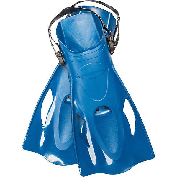 Bestway Ласты для плавания, р-р 41-46, голубые,