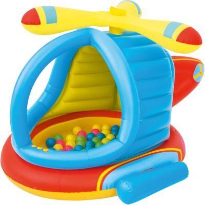 Игровой центр Вертолёт с 50 шариками, Bestway, артикул:5486907 - Детская площадка