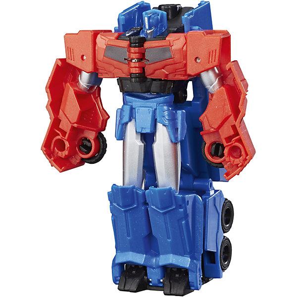 Hasbro Трансформеры Роботс-ин-Дисгайс Уан-Стэп, B0068/C0648 hasbro трансформеры роботс ин дисгайс уан стэп b0068 b6807
