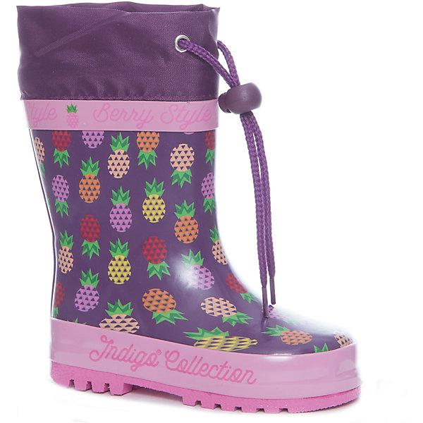 Резиновые сапоги для девочки Indigo kids Ириклинский Покупка б у товаров