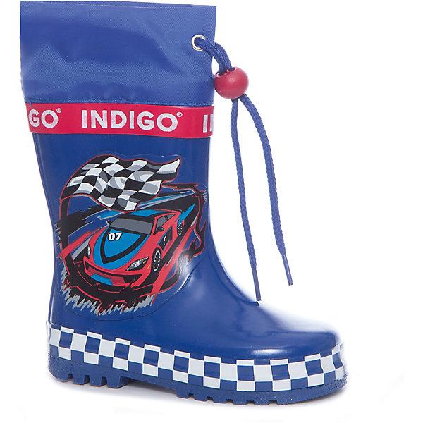 Indigo kids Резиновые сапоги для мальчика