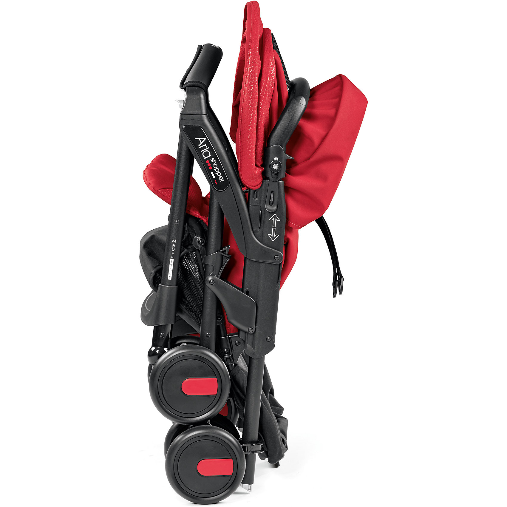 Peg Perego Прогулочная коляска Peg-Perego Aria Shopper, Mod Red