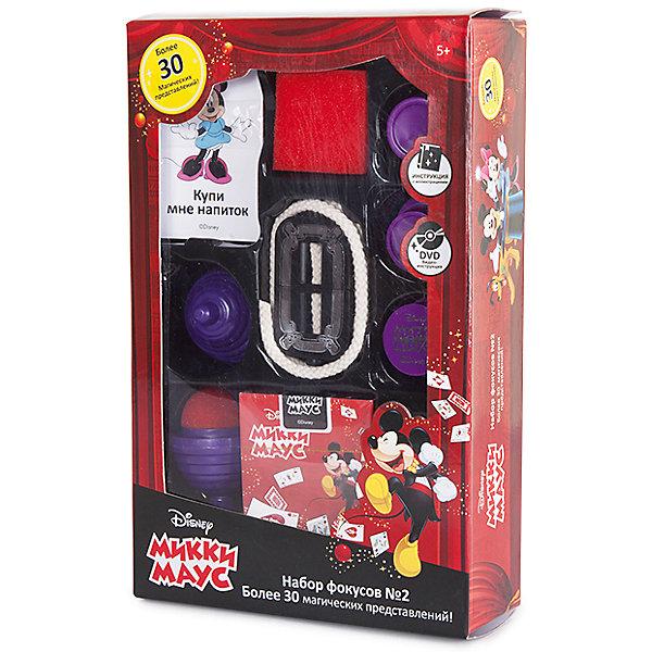 цена на Disney Набор для демонстрации фокусов №2 Disney Mickey Mouse (30 фокусов)