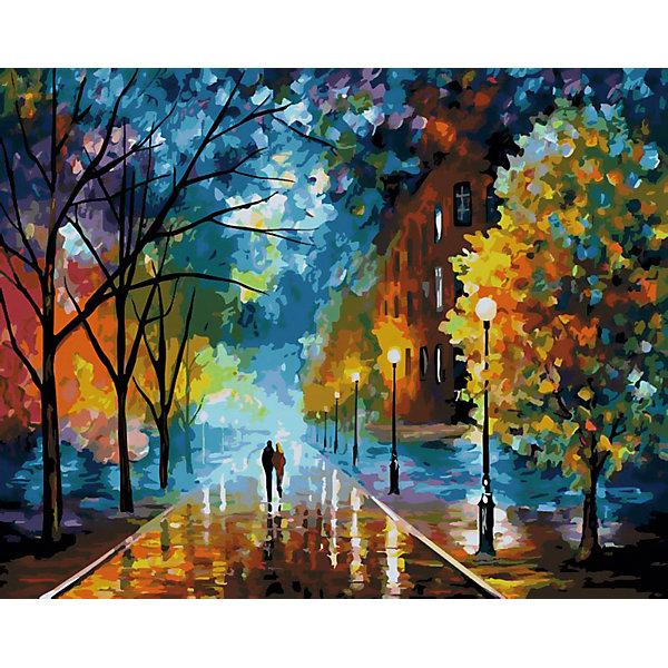 Купить Живопись на холсте Прохладная свежесть , 40*50 см, Белоснежка, Китай, Унисекс