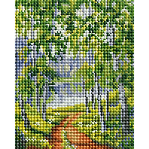 Белоснежка Мозаичная картина Из рощи, 20х25 см