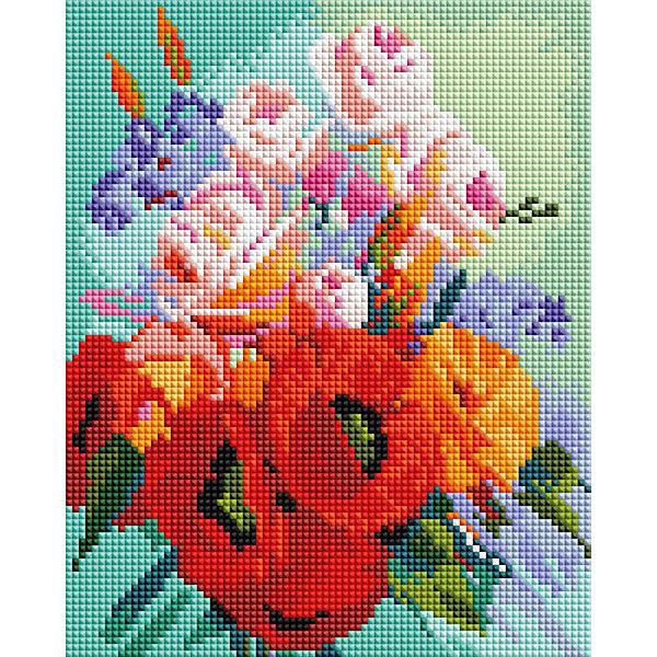 Белоснежка Мозаичная картина Радость утра набор для творчества белоснежка мозаичная картина 40 50см сирень