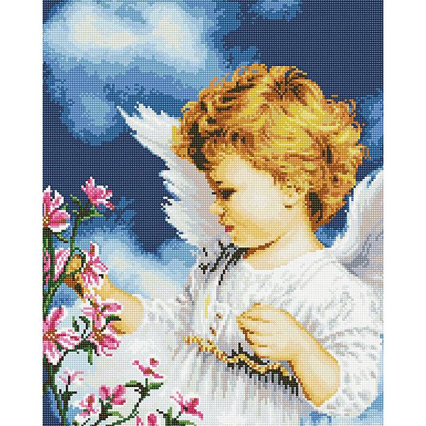 Белоснежка Мозаичная картина Малютка Ангел, 40х50 см