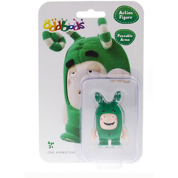 Фигурка в блистере - Зи, 5,5 см,Oddbods (Чуддики)Игрушки<br>Характеристики:<br><br>• тип игрушки: фигурка;<br>• возраст: от 3 лет;<br>•комплектация: 1 фигурка; <br>• размер: 3.5x18x11.6  см;<br>• бренд: RP2 Global;<br>• упаковка: блистер на картоне;<br>• материал: пластик.<br><br>Фигурка в блистере, 5,5 см, Oddbods (Чуддики)  - это представитель популярного детского мультсериала в виде беззаботного лентяя, любимым занятием которого является сон. Эта функциональная игрушка может менять свое выражение лица. Для этого ребенку достаточно лишь нажать на кнопку, которая расположена на спине у телепуза. Данная игрушка станет отличным подарком для всех поклонников популярного мультфильма. <br><br>Все материалы, использованные здесь, прошли проверку на безопасность для детей. <br><br>Фигурку в блистере, 5,5 см, Oddbods (Чуддики) можно купить в нашем интернет-магазине.<br>Ширина мм: 35; Глубина мм: 116; Высота мм: 180; Вес г: 100; Возраст от месяцев: 36; Возраст до месяцев: 192; Пол: Унисекс; Возраст: Детский; SKU: 5500902;