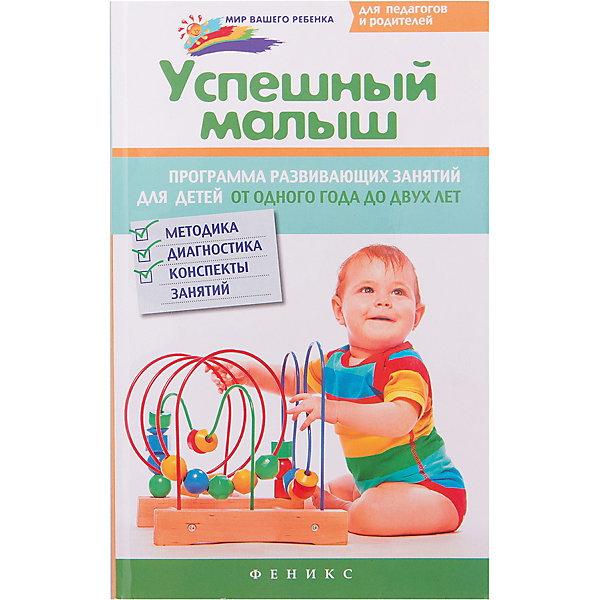 Fenix Успешный малыш, программа развивающих занятий для детей 1-2 лет