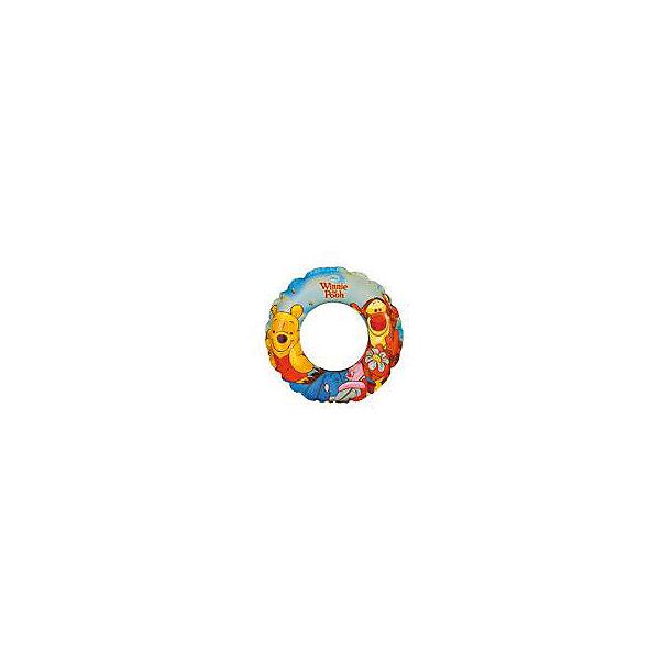 Intex Надувной круг, 51см, Intex intex винни 61 см 58056