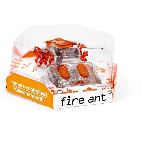 Микро-робот Огненный муравей, HexbugИнтерактивные животные<br>Микро-робот Огненный муравей, Hexbug (Хексбаг)<br><br>Характеристики:<br><br>• двухканальное управление<br>• цепкие лапки<br>• размер: 6,5х5х3 см<br>• материал: пластик, металл<br>• батарейки: AG13 - 3 (входят в комплект)<br>• батарейки пульта: AG13 - 2 шт.<br>• размер упаковки: 12х12х6 см<br>• вес: 70 грамм<br><br>Огненный муравей - микроробот от популярного бренда Hexbug. Его обновленные лапки легко цепляются за поверхность и быстро движутся вперед, принося зрителям много радостных впечатлений. Двухканальное управление позволяет играть с друзьями и устраивать настоящие сражения роботов. Для работы необходимы пять батареек AG13 (входят в комплект).<br><br>Микро-робота Огненный муравей, Hexbug (Хексбаг) вы можете купить в нашем интернет-магазине.<br>Ширина мм: 60; Глубина мм: 110; Высота мм: 130; Вес г: 69; Возраст от месяцев: 36; Возраст до месяцев: 2147483647; Пол: Унисекс; Возраст: Детский; SKU: 5507196;