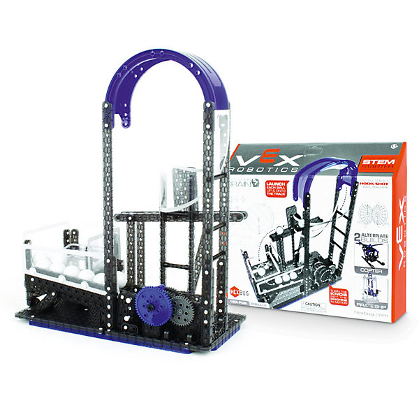Hexbug Конструктор VEX Hook Shot, 180 деталей, Hexbug