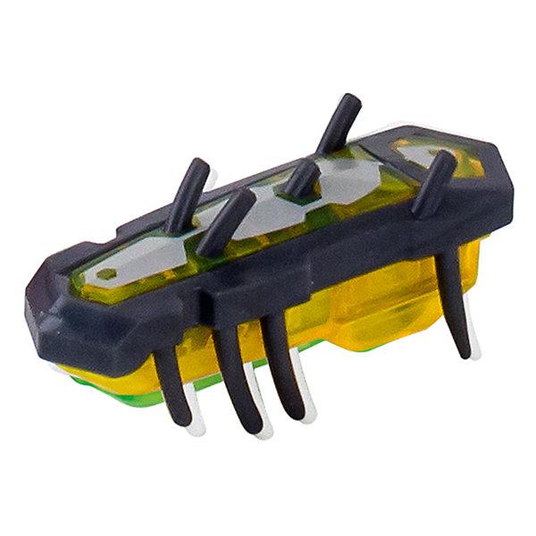 Микро-робот Nano Nitro Single , серо-черный, HexbugИнтерактивные игрушки для малышей<br>Микро-робот Nano Nitro Single, серо-черный, Hexbug (Хексбаг)<br><br>Характеристики:<br><br>• быстро меняет траекторию движения<br>• самостоятельно переворачивается<br>• карабкается наверх<br>• мощный моторчик<br>• устойчив к повреждениям<br>• 8 ножек снизу и 5 сверху<br>• батарейки: AG13 - 1 шт. (входит в комплект)<br>• размер: 1,4х2х4,2 см<br>• вес: 8 грамм<br>• цвет: серо-черный<br>• материал: пластик<br>• размер упаковки: 13х5х3 см<br>• вес: 65 грамм<br><br>Микро-робот Nano Nitro Single очень напоминает настоящего жучка. Он также быстро бегает, меняет траекторию движения и даже самостоятельно переворачивается в случае падения. Благодаря усовершенствованному моторчику жучок способен карабкаться наверх по специальным трубочкам. Игрушка подходит для старых и новых моделей нанодромов Hexbug.<br><br>Микро-робота Nano Nitro Single, серо-черный, Hexbug (Хексбаг) вы можете купить в нашем интернет-магазине.<br>Ширина мм: 130; Глубина мм: 50; Высота мм: 30; Вес г: 65; Возраст от месяцев: 36; Возраст до месяцев: 2147483647; Пол: Унисекс; Возраст: Детский; SKU: 5507231;