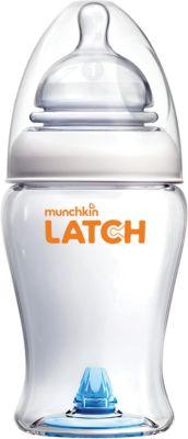 Бутылочка для кормления LATCH, 240 мл., Munchkin, артикул:5507240 - Кормление малыша
