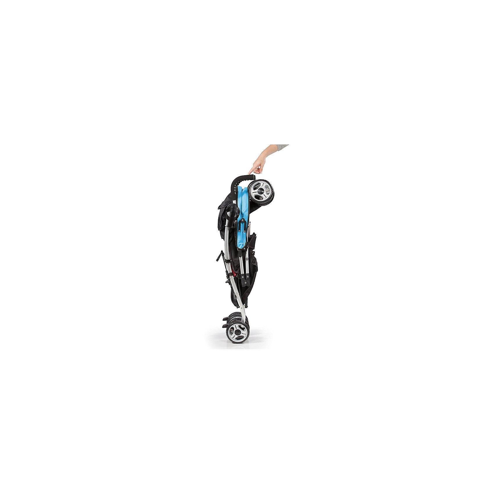 Коляска-трость Summer Infant 3D Lite, голубой