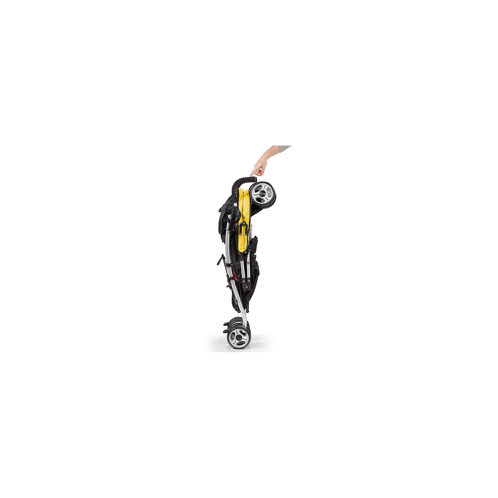 Коляска-трость Summer Infant 3D Lite, желтый