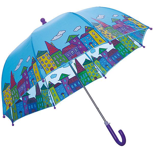 Mary Poppins Зонт детский Домики, 46 см. зонт mary poppins домики 46 см