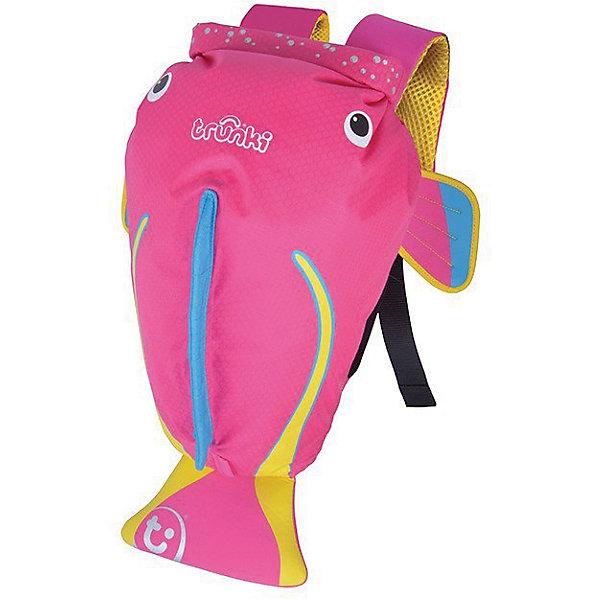 TRUNKI Рюкзак для бассейна и пляжа Trunki Коралловая рыбка
