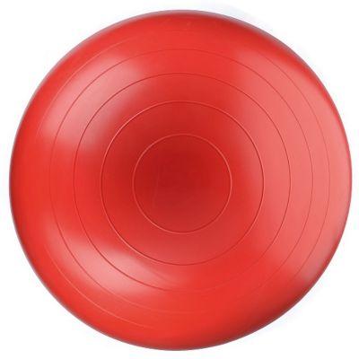 Мяч гимнастический (Фитбол), 65см красный, DOKA, артикул:5510731 - Фитнес