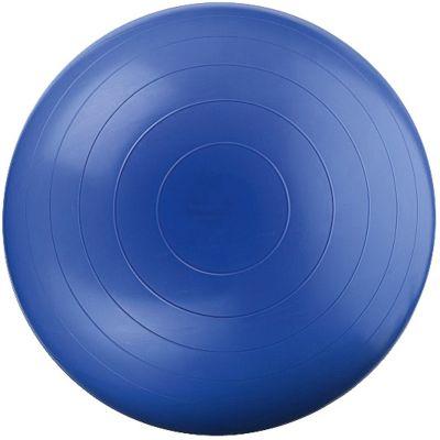 Мяч гимнастический (Фитбол), 75см голубой, DOKA, артикул:5510732 - Фитнес